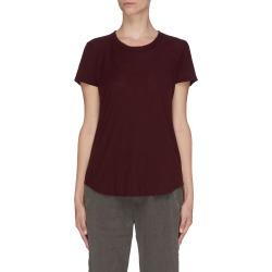 Sheer slub crew neck T-shirt found on MODAPINS from Lane Crawford-US for USD $90.00
