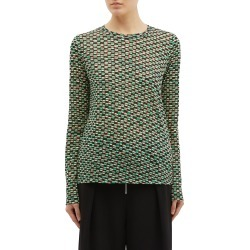 Dot print long sleeve T-shirt found on MODAPINS from Lane Crawford-US for USD $325.00