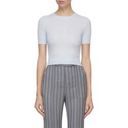 Short sleeve sweater found on MODAPINS from Lane Crawford-US for USD $320.00