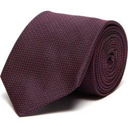 Pin embroidered silk tie found on MODAPINS from Lane Crawford-US for USD $140.00