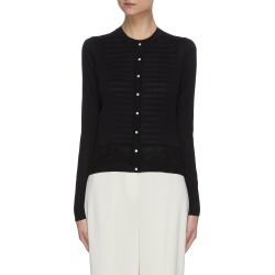 Silk cotton blend cardigan found on MODAPINS from Lane Crawford-US for USD $275.00