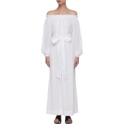 Pegasi belted beach gown found on MODAPINS from Lane Crawford-US for USD $730.00