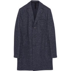 Virgin wool blend cavalry twill boxy coat found on MODAPINS from Lane Crawford-US for USD $940.00