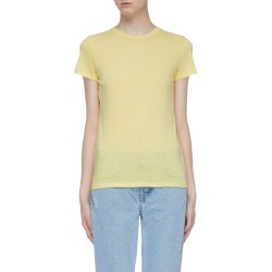 Stripe T-shirt found on MODAPINS from Lane Crawford-US for USD $85.00