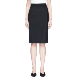 'Hemdall B' wool skirt found on MODAPINS from Lane Crawford-US for USD $235.00