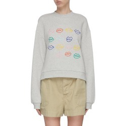 Kiss Grid Sweatshirt found on MODAPINS from Lane Crawford-US for USD $140.00