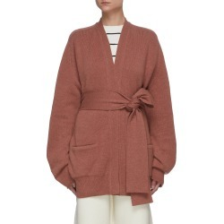 Belted Open Cashmere Cardigan found on MODAPINS from Lane Crawford-US for USD $1060.00