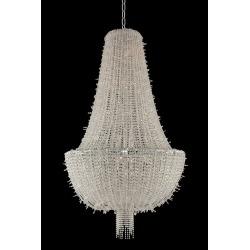 Allegri Impero 20 Light Pendants in Chrome 030652-010-FR001