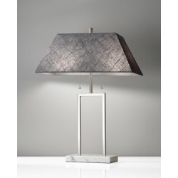 Adesso Chambers 1 Light Table Lamps 4167-22