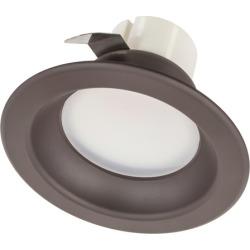 American Lighting Epiq 4 Recessed in Dark Bronze E4-B30-DB