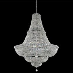 Allegri Betti 56 Light Pendants in Chrome 020272-010-FR001
