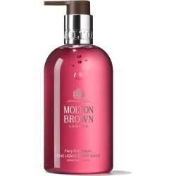 Molton Brown Fiery Pink Pepper Fine Liquid Hand Wash - 300ml found on Makeup Collection from Molton Brown for GBP 23.34