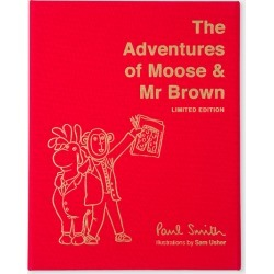 The Adventures of Moose & Mr Brown - Paul Smith - Limited Edition found on Bargain Bro UK from Paul Smith Ltd