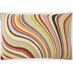 Paul Smith for The Rug Company - Swirl Wool Tapestry Cushion found on Bargain Bro UK from Paul Smith Ltd