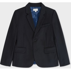 8-10 Years Navy 'A Suit To Smile In' Wool Blazer found on Bargain Bro UK from Paul Smith Ltd