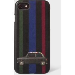 'Mini Stripe' Leather iPhone 6/6S/7/8 Case found on Bargain Bro UK from Paul Smith Ltd