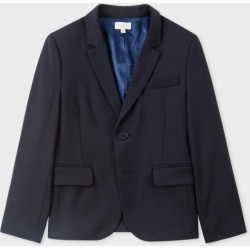 2-6 Years Navy 'A Suit To Smile In' Wool Blazer found on Bargain Bro UK from Paul Smith Ltd