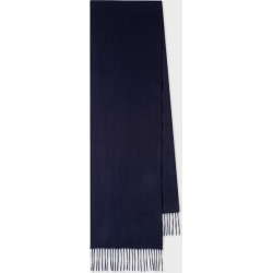 Navy Cashmere Scarf found on Bargain Bro UK from Paul Smith Ltd