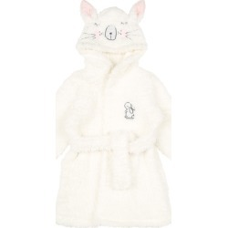 Baby Girls Cream Bunny Dressing Gown found on Bargain Bro UK from peacocks.co.uk