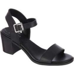 Womens Black Heeled Sandals found on Bargain Bro UK from peacocks.co.uk