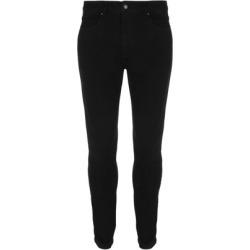 Mens Black Stretch Skinny Jeans found on MODAPINS from peacocks.co.uk for USD $22.56