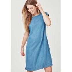 Womens Blue Shift Dress found on Bargain Bro UK from peacocks.co.uk