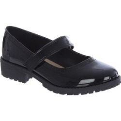Older Girls Black Mary Jane Shoes found on Bargain Bro UK from peacocks.co.uk