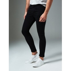 Mens Black Super Skinny Jeans found on MODAPINS from peacocks.co.uk for USD $20.04