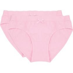 Older Girls 2pk Pink Seamfree Briefs found on Bargain Bro UK from peacocks.co.uk