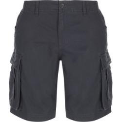 Mens Navy Cargo Shorts