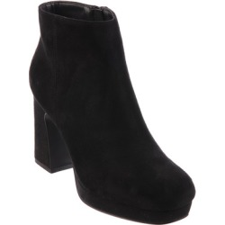 Womens Black Heeled Ankle Boots found on Bargain Bro UK from peacocks.co.uk