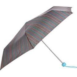 Multicoloured Striped Mini Umbrella found on Bargain Bro UK from peacocks.co.uk