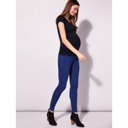 Maternity Black V Neck T Shirt