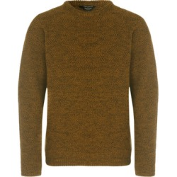 Mens Brown Textured Jumper found on Bargain Bro UK from peacocks.co.uk