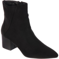 Womens Black Mid Heel Boots found on Bargain Bro UK from peacocks.co.uk