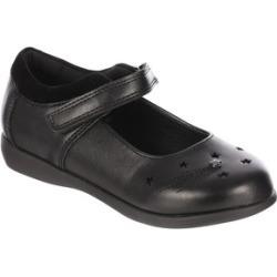Girls Black Star School Shoes found on Bargain Bro UK from peacocks.co.uk