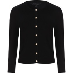 Womens Black Cardigan found on MODAPINS from peacocks.co.uk for USD $15.57