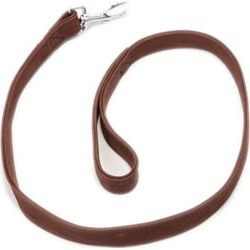 Wainwright's Leather Dog Lead Brown found on Bargain Bro UK from Pets at Home