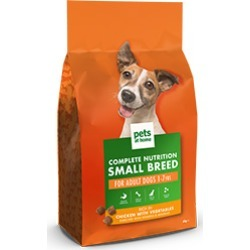 Pets At Home Complete Nutrition Small Breed Adult Dog Food Rich In Chicken 6Kg