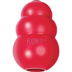 Kong Classic Chew Treat Dog Toy