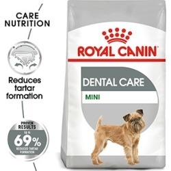 Royal Canin Canine Care Nutrition Dental Care Dry Adult Dog Food Mini 8Kg found on Bargain Bro UK from Pets at Home