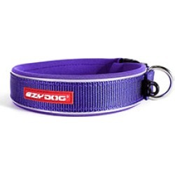Ezydog Neo Classic Dog Collar Purple Large found on Bargain Bro UK from Pets at Home