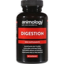 Animology Digestion Dog Supplements 60 Pack