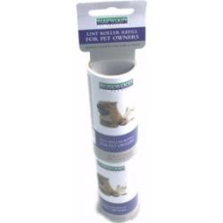 Pet Hair Lint Roller Refill 2 Pack