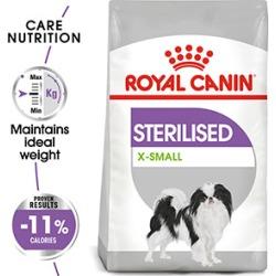 Royal Canin Nutrition X-Small Sterilised Care Dog Food 1.5Kg