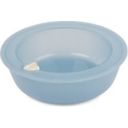 Cool Club Freezable Blue Dog And Cat Bowl Medium