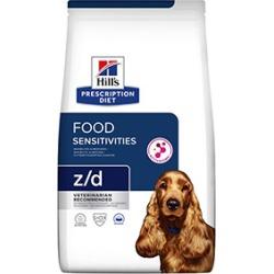 Hill's Prescription Diet Canine Z/D Allergy Dog Food 3Kg