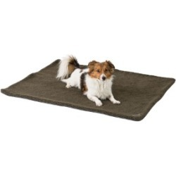 Wainwright's Quilted Dog Blanket Khaki found on Bargain Bro UK from Pets at Home