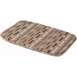 Ferplast Kenny 01 Kennel Cushion Brown Small found on Bargain Bro UK from Pets at Home