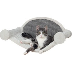 Trixie Wall Mounted Cat Hammock White/Grey found on Bargain Bro UK from Pets at Home